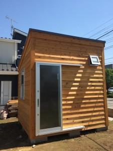 DIY 手づくり小屋